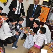 Antonia aus Tirol Rewe Sterntaler Aktion für Fabido Kinderstube