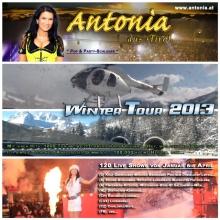 Antonia Wintertour 2013