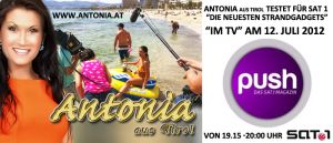 Antonia Sat1 Strandgadgets