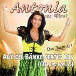 Antonia Auf die Baenke CD CoverAC 2400xFinal Kl