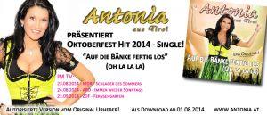 Antonia PromoBild Auf die Baenke Oktoberfest CD 700x300